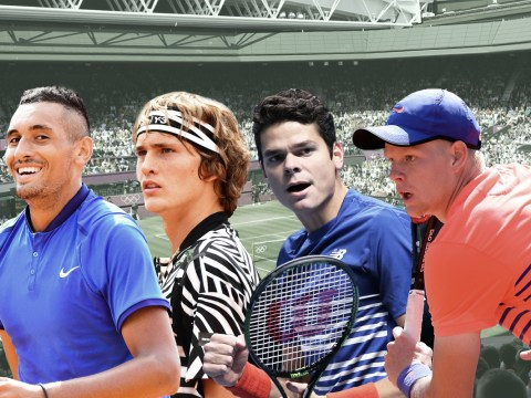 Who will win the Grand Slams when Roger Federer, Rafael Nadal, Novak Djokovic and Andy Murray are gone?