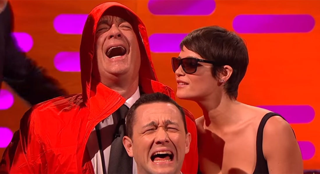 Tom Hanks weighs in on whether it's actually him in THAT Bill Murray photo