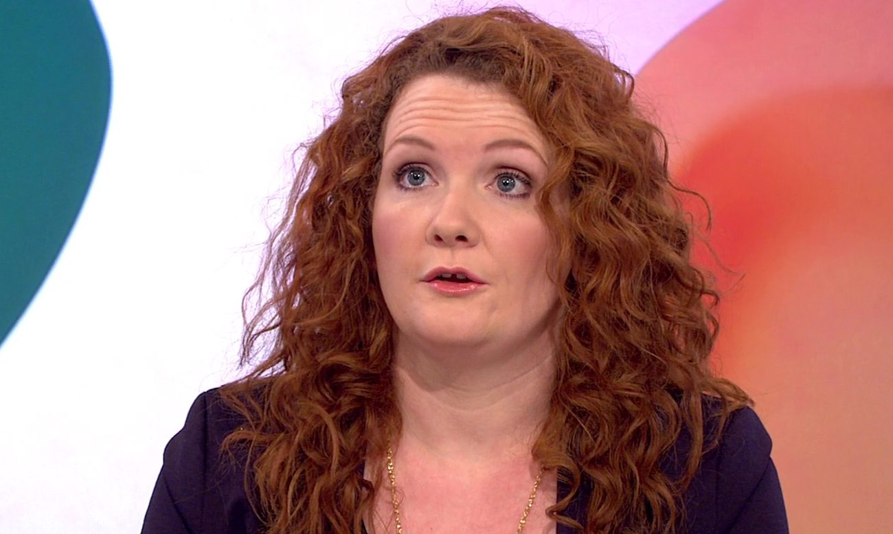 Jennie McAlpine tells Loose Women what happens when eager Corrie fans call her Fiz on the street