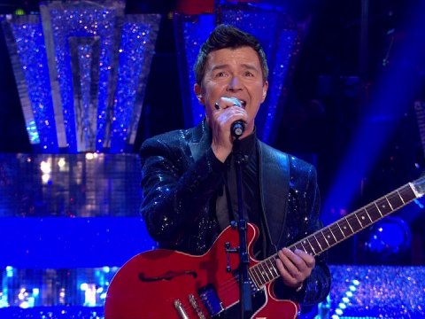 Strictly Come Dancing 2016 fans couldn't get over how young Rick Astley looked