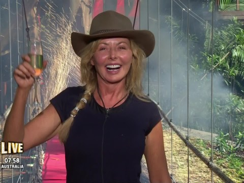 I'm A Celebrity 2016: Carol Vorderman becomes the fifth campmate to get the boot