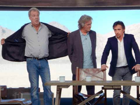 REVIEW: The Grand Tour is like the original Top Gear on Viagra