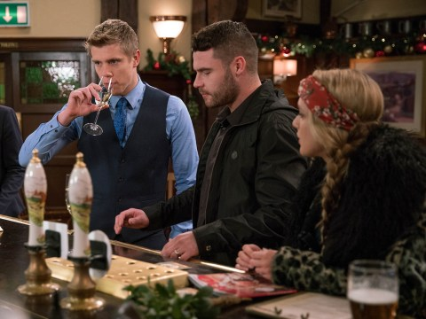 Emmerdale spoilers: Robert Sugden and Aaron Dingle to bring up Rebecca White's baby?