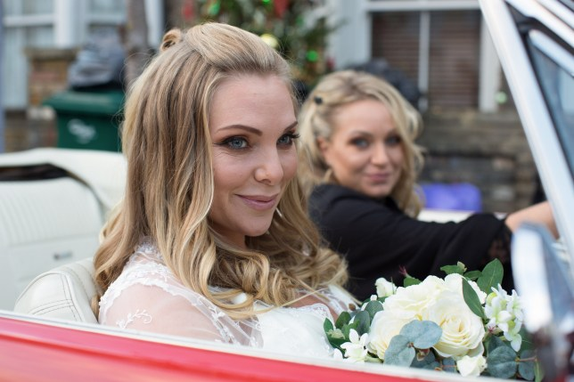 Ronnie and Roxy Mitchell died in EastEnders