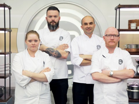 College lecturer Gary Maclean wins MasterChef: The Professionals