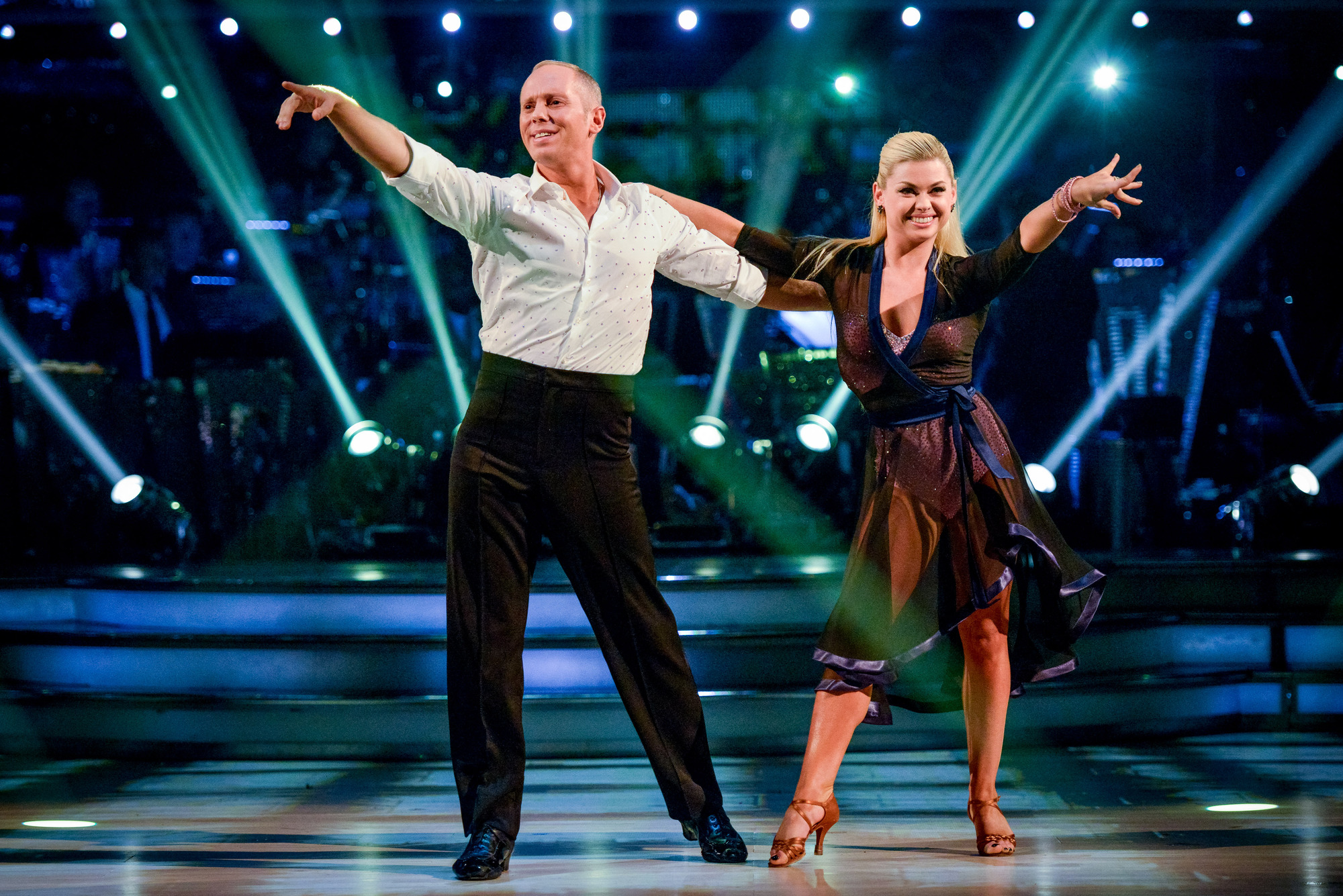 Judge Rinder has confirmed he'll join the Manchester leg of the Strictly tour (Picture: BBC)