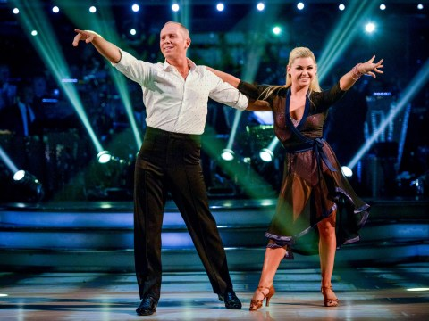 'Delighted' Judge Rinder confirms he'll be dancing on Strictly tour dates in Manchester