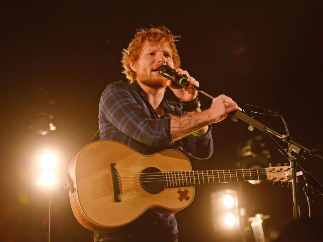 Ed Sheeran is urging fans to avoid buying concert tickets through touts (Picture: Getty)