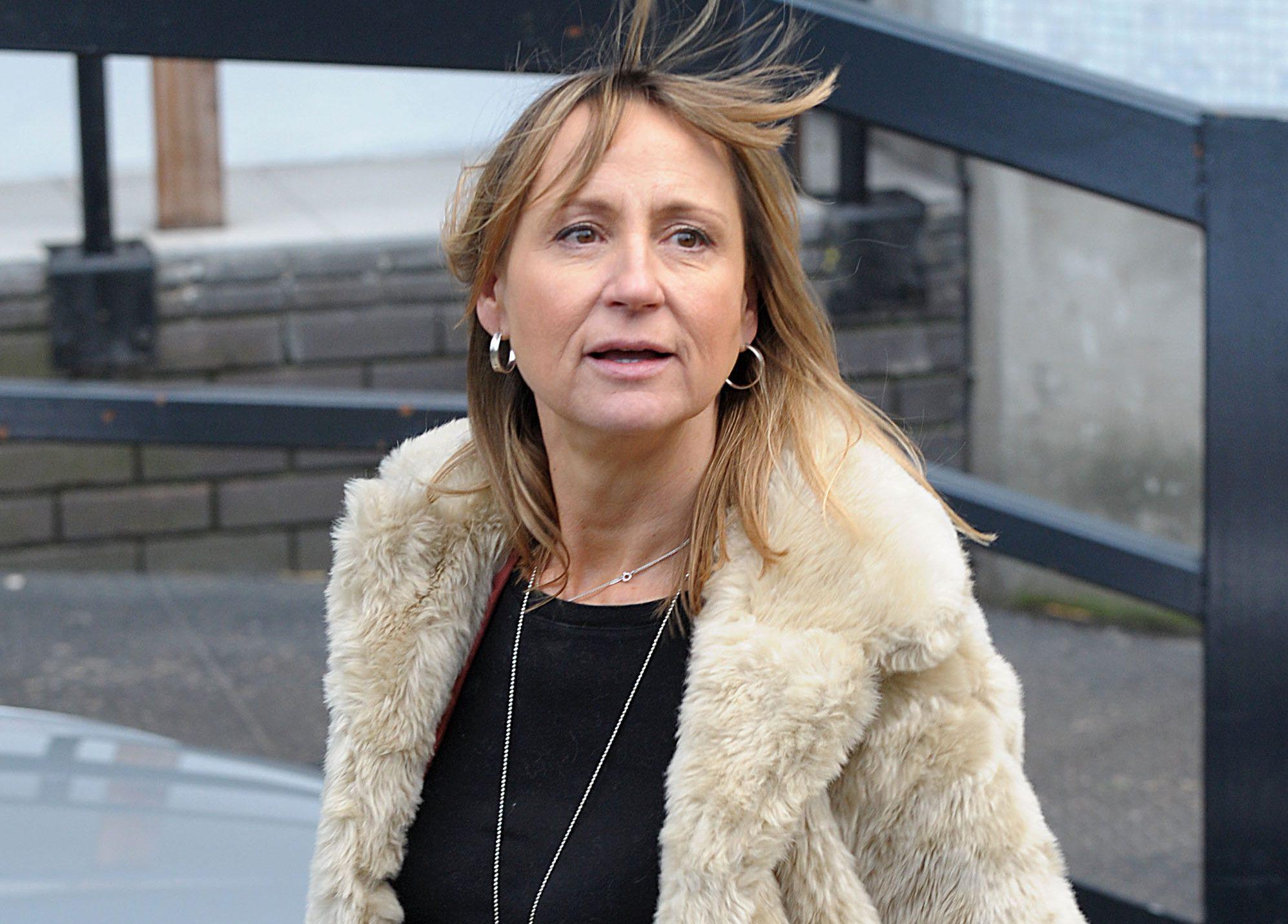 Loose Women star Carol McGiffin's sister has terminal breast cancer