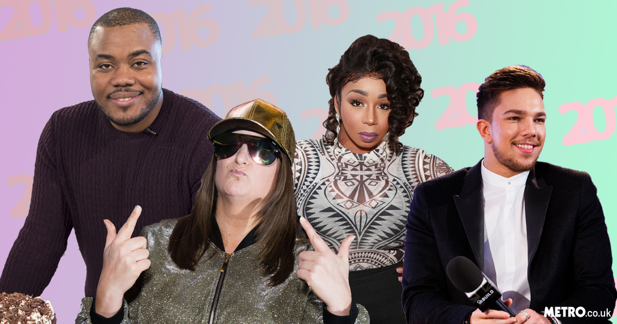 Six now-famous people whose existence we weren't even aware of at the start of 2016