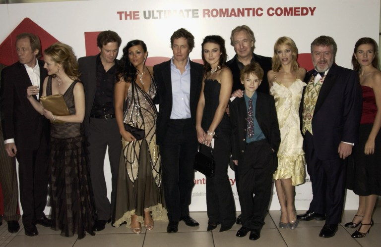Love Actually Premiere Photos From 2003 Are What Christmas Dreams Are Made Of Metro News
