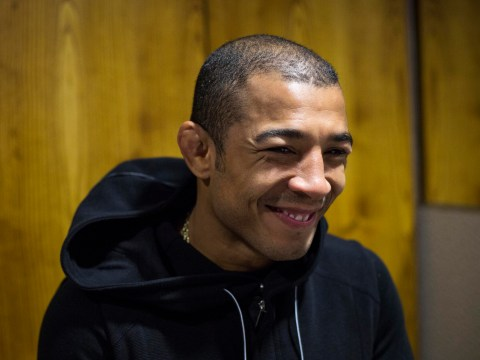 Jose Aldo says his next fight will be for the interim UFC lightweight belt as he targets Conor McGregor rematch