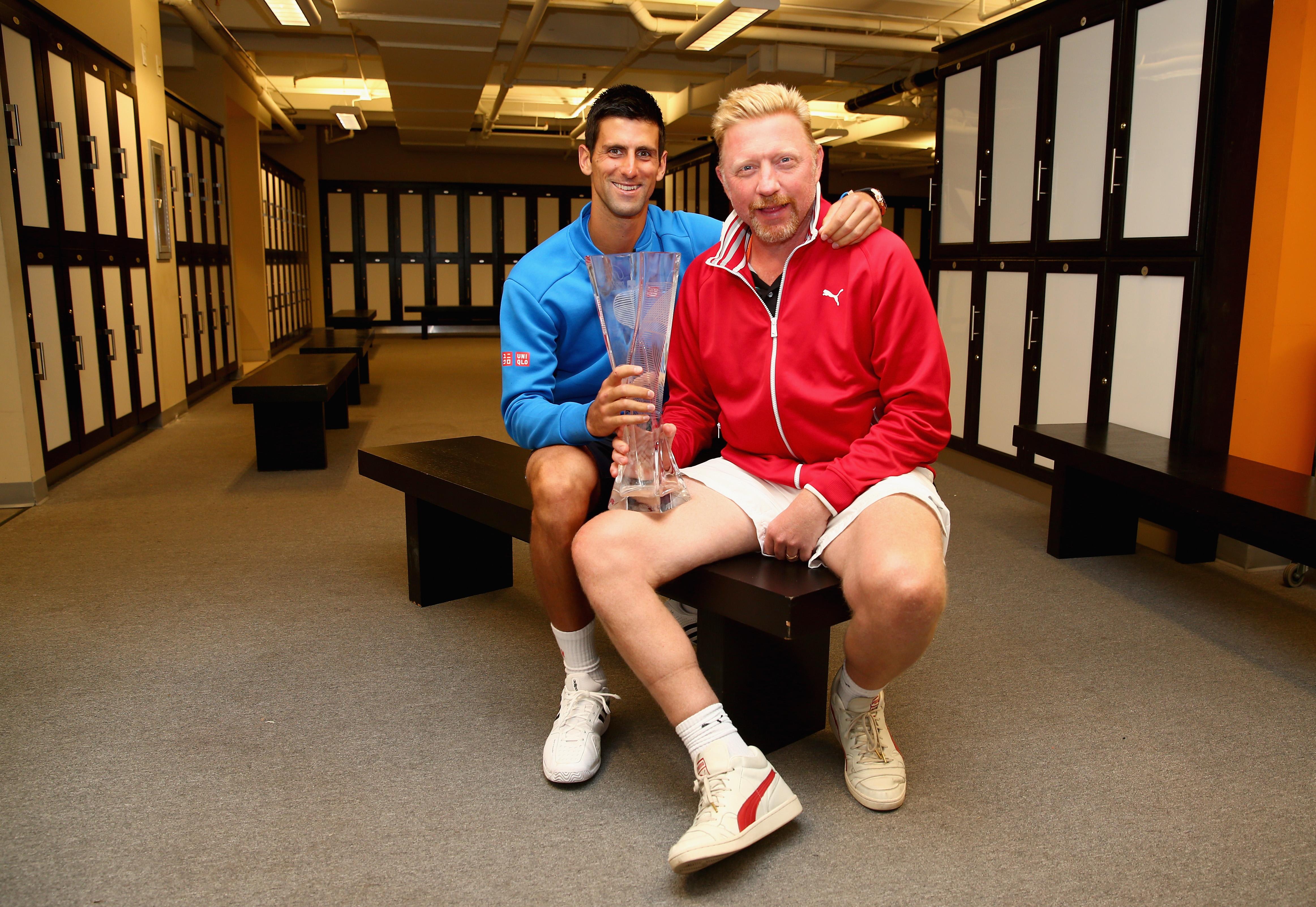 Where will Novak Djokovic go next after Boris Becker split?