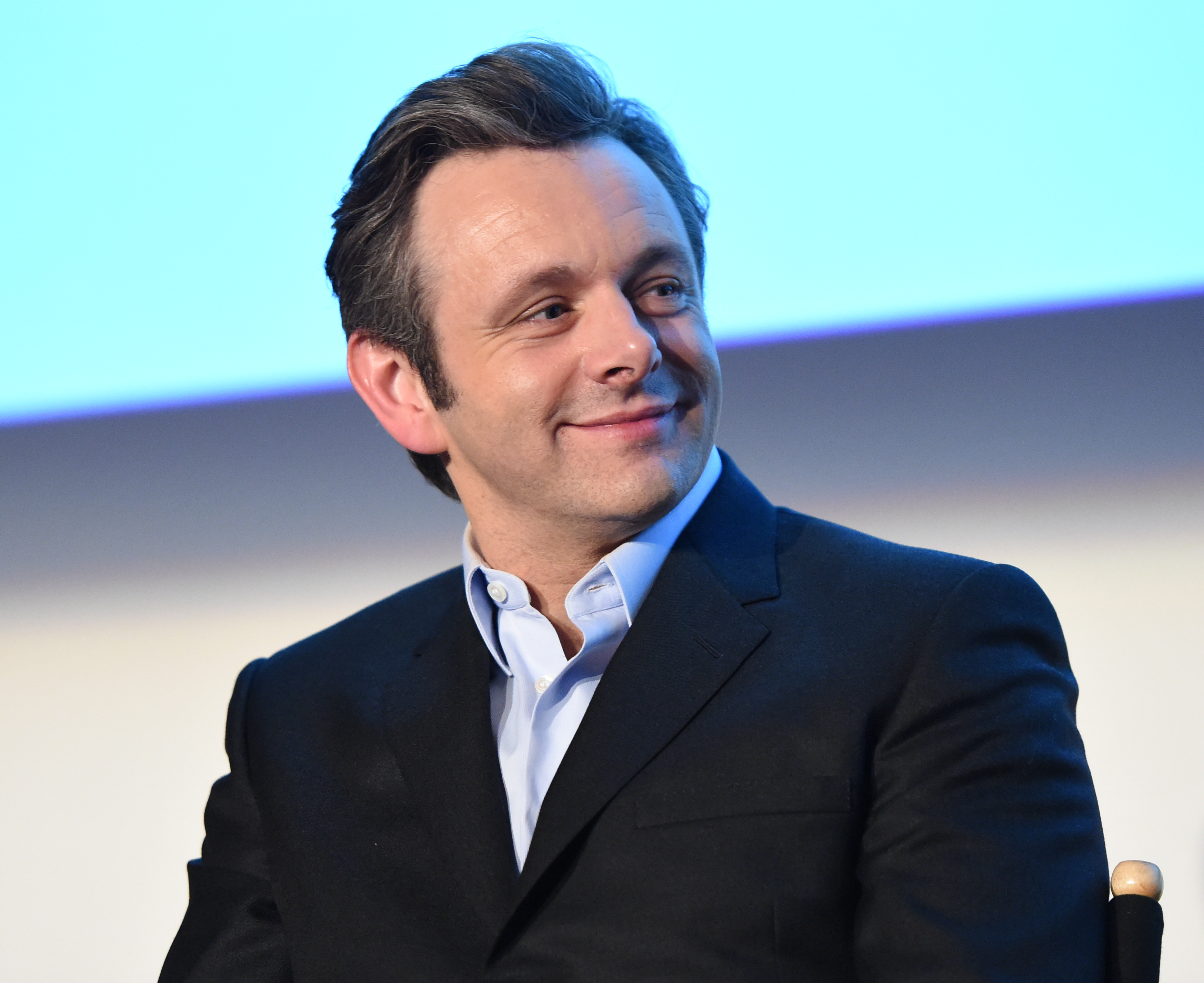 Everyone relax, Michael Sheen isn't quitting acting to become an activist