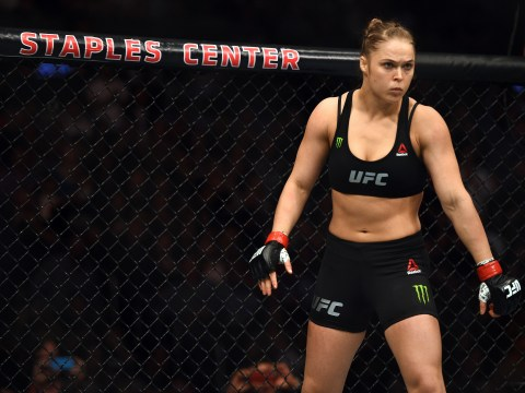 Ronda Rousey shows off incredible transformation ahead of her UFC return against Amanda Nunes