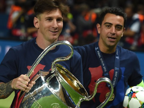 Lionel Messi is never leaving Barcelona, says club legend Xavi