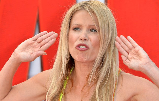 Melinda Messenger has spoken out against her 'hostile' This Morning interview about the HPV vaccine (Picture: Getty Images)