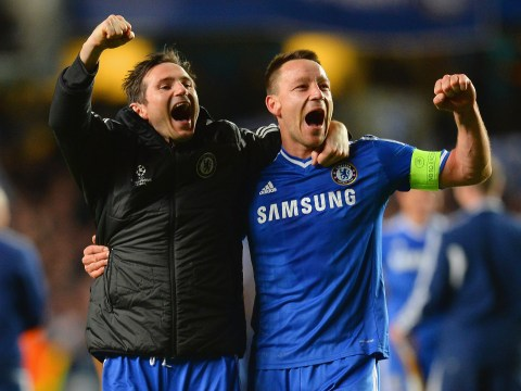 John Terry and Frank Lampard linked with Swansea move – IF Harry Redknapp takes over