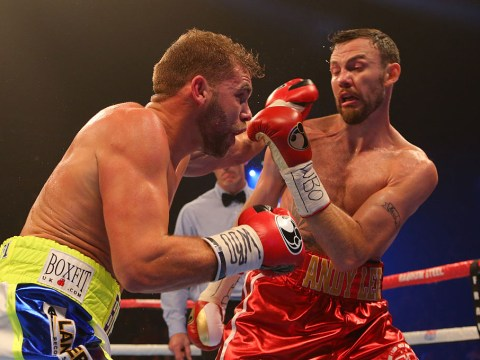 Billy Joe Saunders v Artur Akavov TV channel, date, fight time, odds and undercard