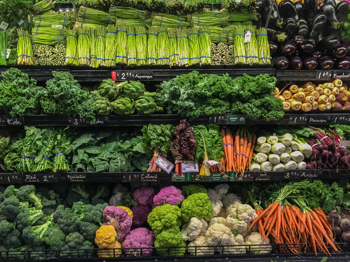 Scientists and Oxford academics are redesigning supermarkets to help you go vegetarian