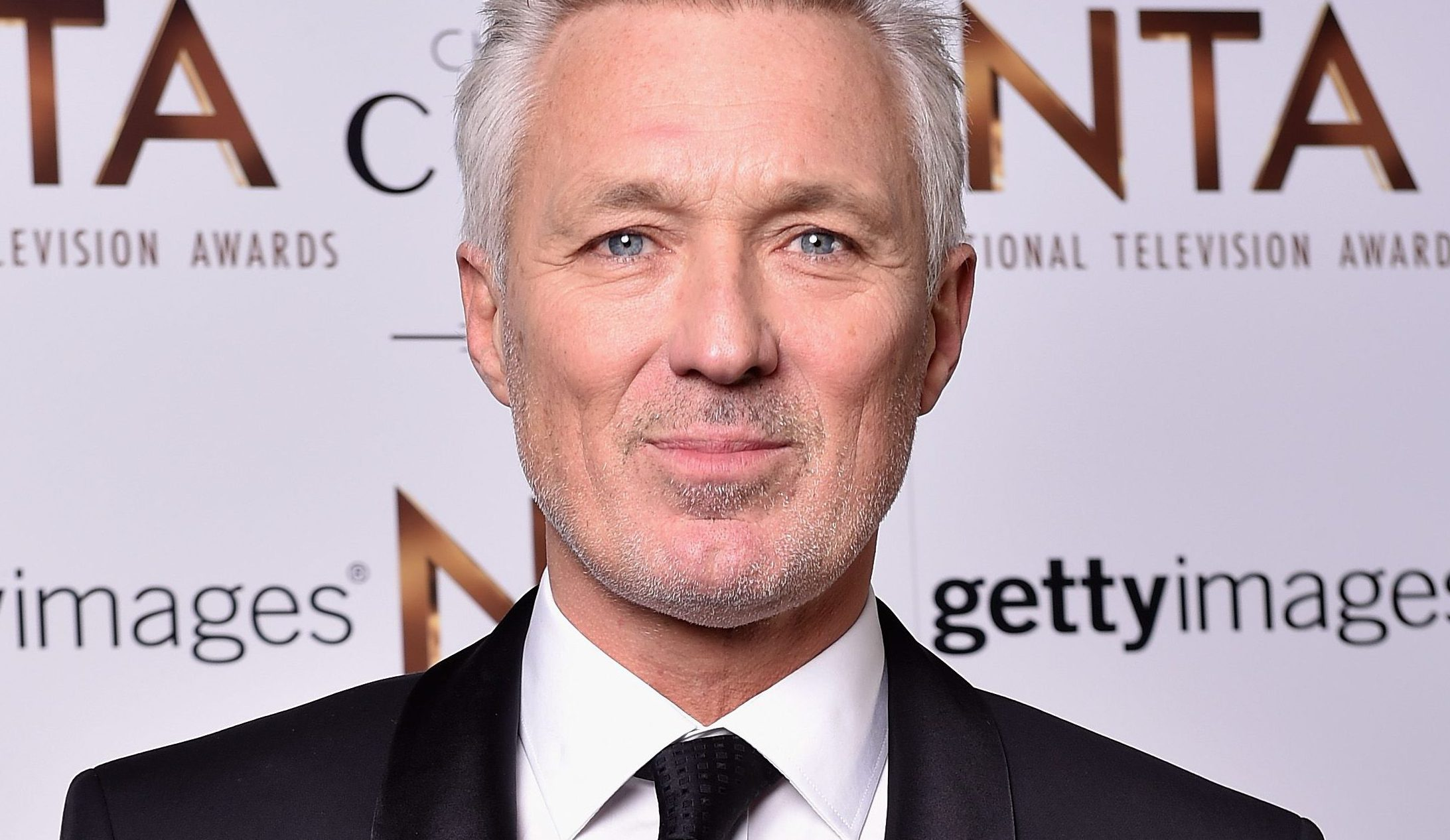 LONDON, ENGLAND - JANUARY 20: Martin Kemp attends the 21st National Television Awards at The O2 Arena on January 20, 2016 in London, England. (Photo by Gareth Cattermole/Getty Images)