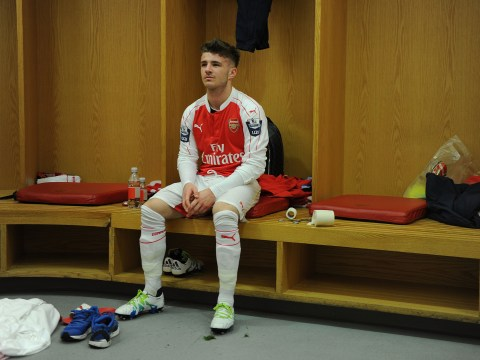 Arsenal to loan wonderkid Dan Crowley to Go Ahead Eagles in bid to spark midfielder's career
