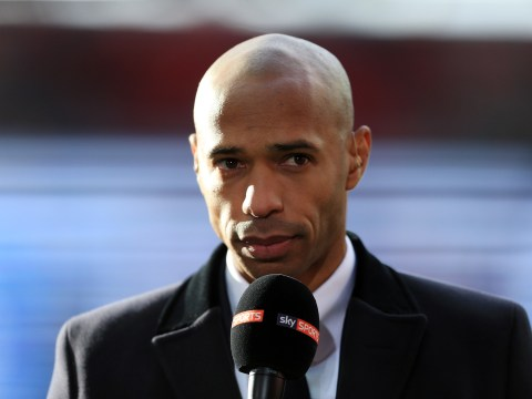 Thierry Henry in 'awe' of Liverpool forward Roberto Firmino after Man United display