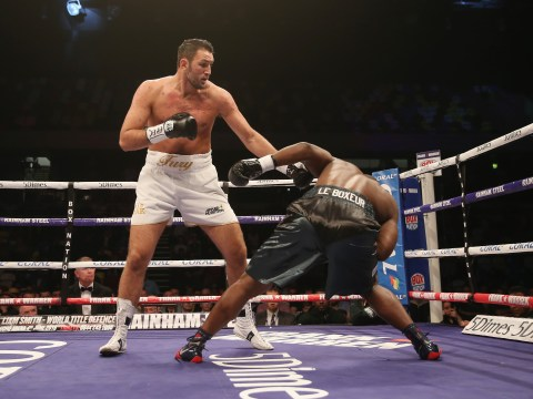 Hughie Fury reveals February fight date with WBC heavyweight champion Deontay Wilder