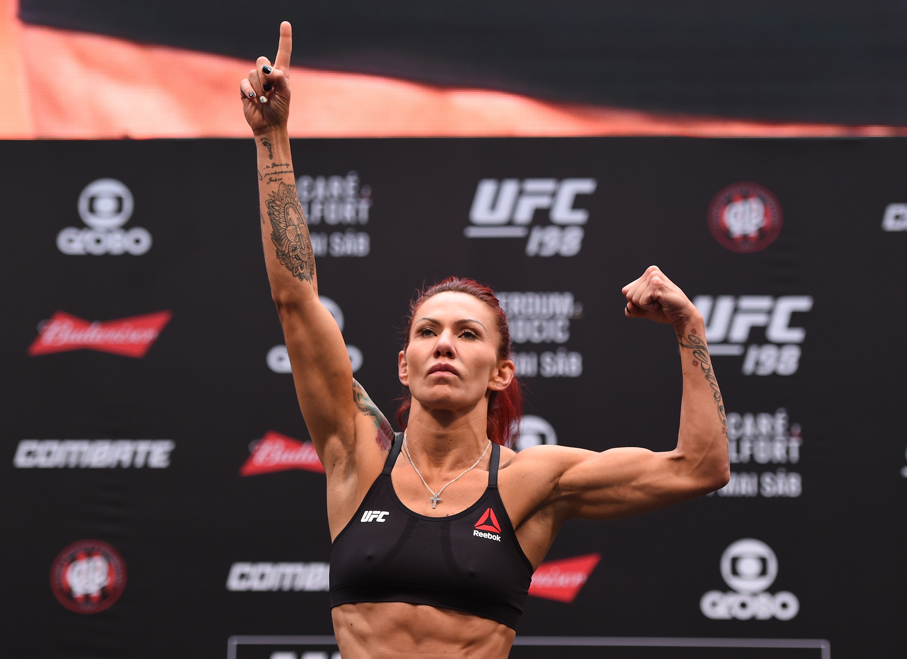 Cris Cyborg suggests her and Ronda Rousey should fight in the WWE