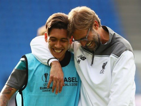 Roberto Firmino prefers to be played as a striker at Liverpool