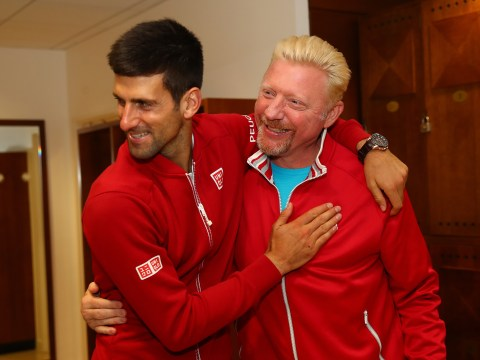 Novak Djokovic splits with coach Boris Becker after losing world No. 1 spot to Andy Murray