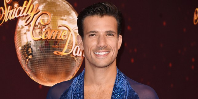 Mandatory Credit: Photo by David Fisher/REX/Shutterstock (5848946fr) Danny Mac 'Strictly Come Dancing' launch, Elstree Studios, Hertfordshire, UK - 30 Aug 2016