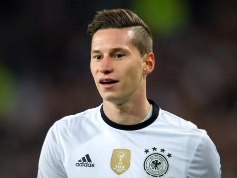 Julian Draxler agrees Paris Saint-Germain transfer as Wolfsburg hold out for £33.6m fee