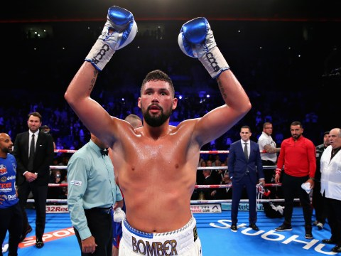 Tony Bellew believes beating David Haye will make him prince of the heavyweights just behind Anthony Joshua
