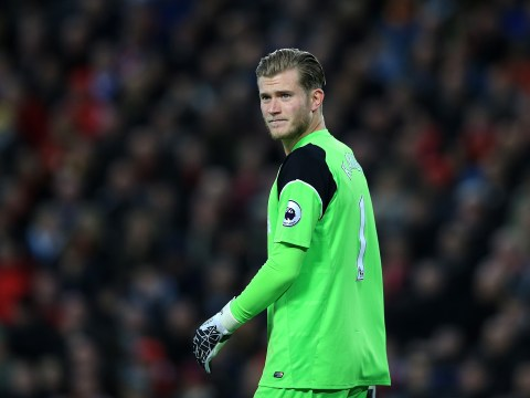 Liverpool's Loris Karius hits out at Manchester United legend Gary Neville