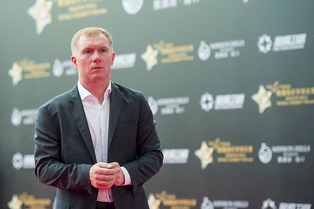Manchester United legend Paul Scholes taking fast-track course before management move