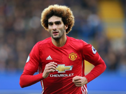 Louis van Gaal is much stricter than Jose Mourinho, says Manchester United star Marouane Fellaini