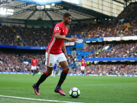 Marcus Rashford will be a centre-forward, says Manchester United great Ryan Giggs