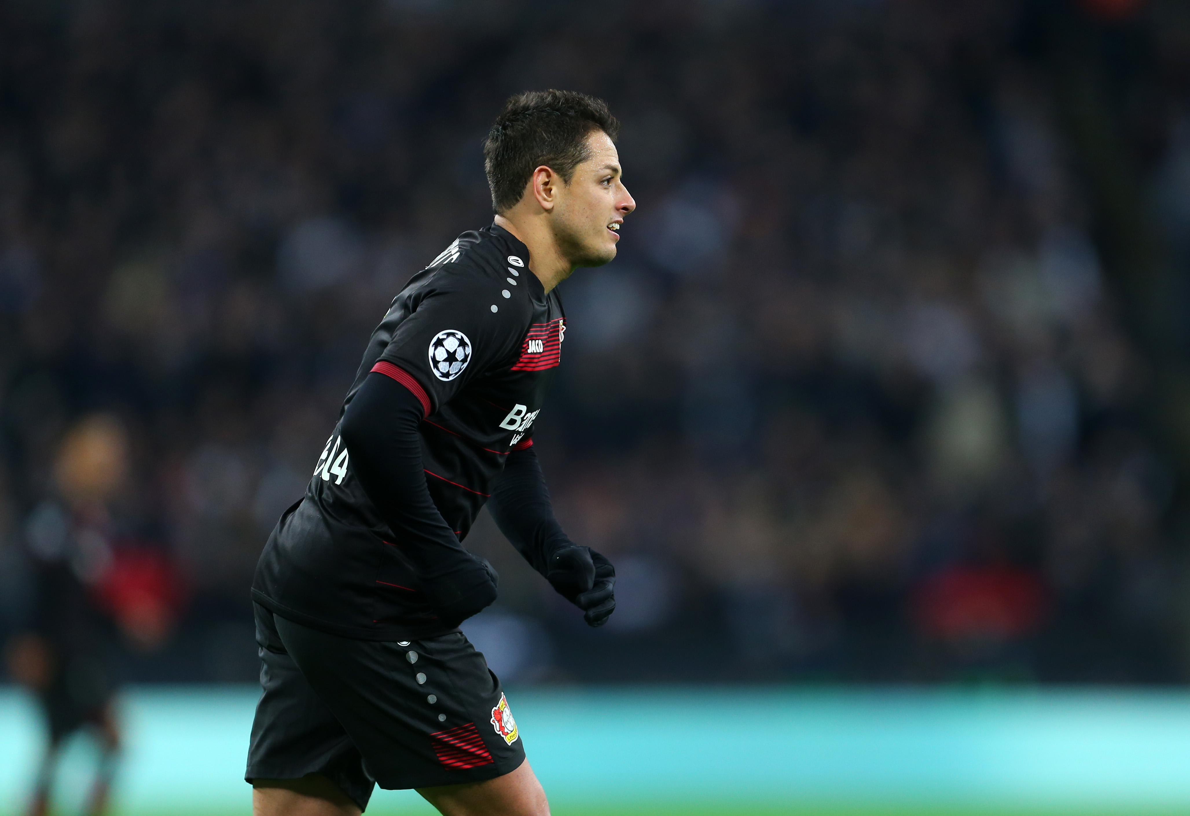 Liverpool ready £33.5million Javier Hernandez transfer raid
