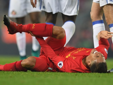 Liverpool's Roberto Firmino remains an injury doubt for Bournemouth clash, Jurgen Klopp confirms