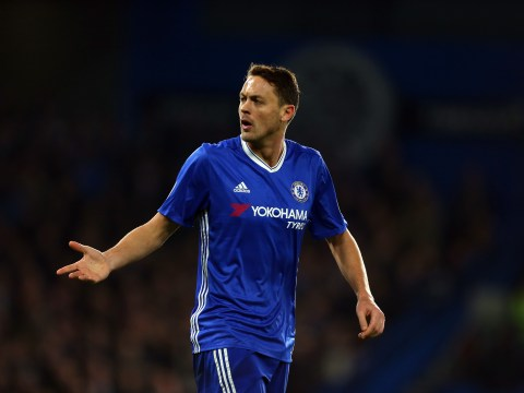 Chelsea midfielder Nemanja Matic forced to miss Manchester City game with muscular injury