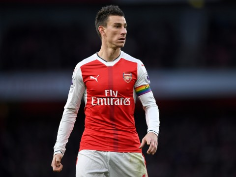 Arsenal ace Laurent Koscielny used to watch out for Manchester United legend Eric Cantona