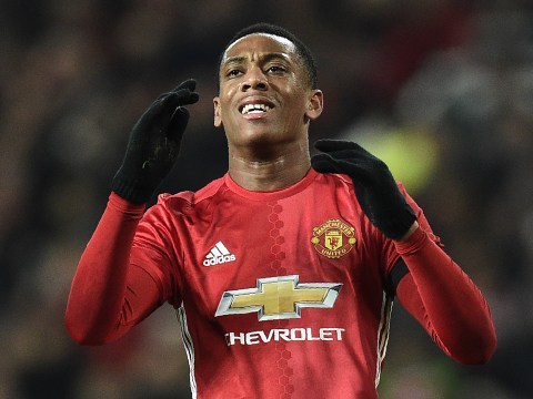 Anthony Martial unhappy with Jose Mourinho – relationship with Manchester United boss 'at an all-time low'