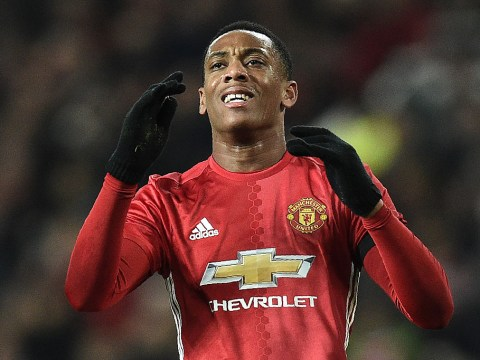 Jose Mourinho delivers an ultimatum to struggling Manchester United star Anthony Martial