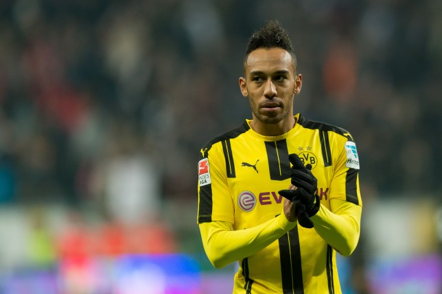 Arsenal given huge boost in race to sign Dortmund ace Aubameyang