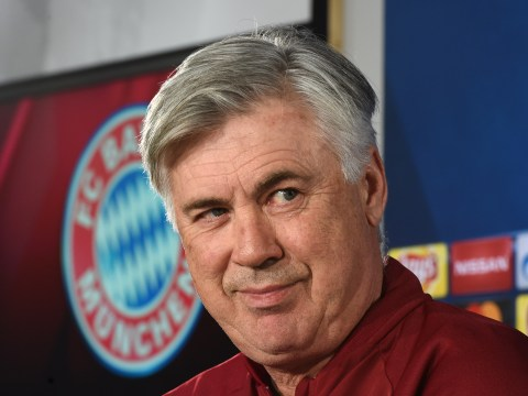 Carlo Ancelotti confirms Bayern Munich will not be signing Arsenal target Julian Draxler in January