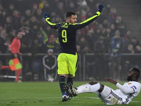 Arsenal fans beg Arsene Wenger to start Lucas Perez ahead of Theo Walcott v Stoke