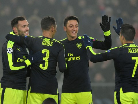 Basel 1-4 Arsenal: Who impressed and who flopped as Gunners top Champions League group?