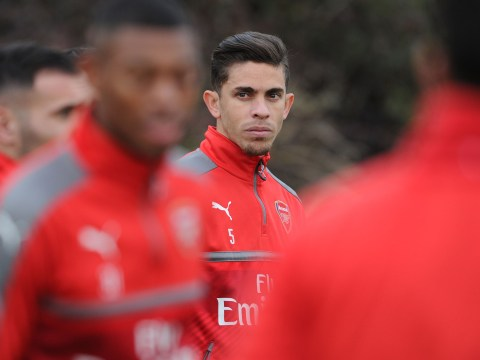 Arsenal defender Gabriel: 'Let's leave the party for later'