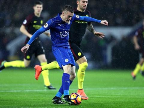 Leicester City stars Riyad Mahrez and Jamie Vardy bring back the magic v Manchester City